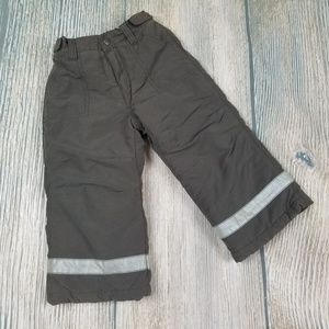 Crazy 8 toddler boy insulated winter pants